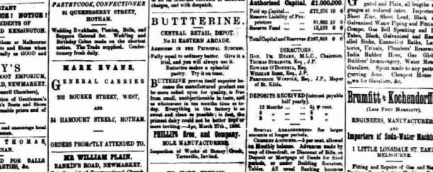 A bit aboutbutterine